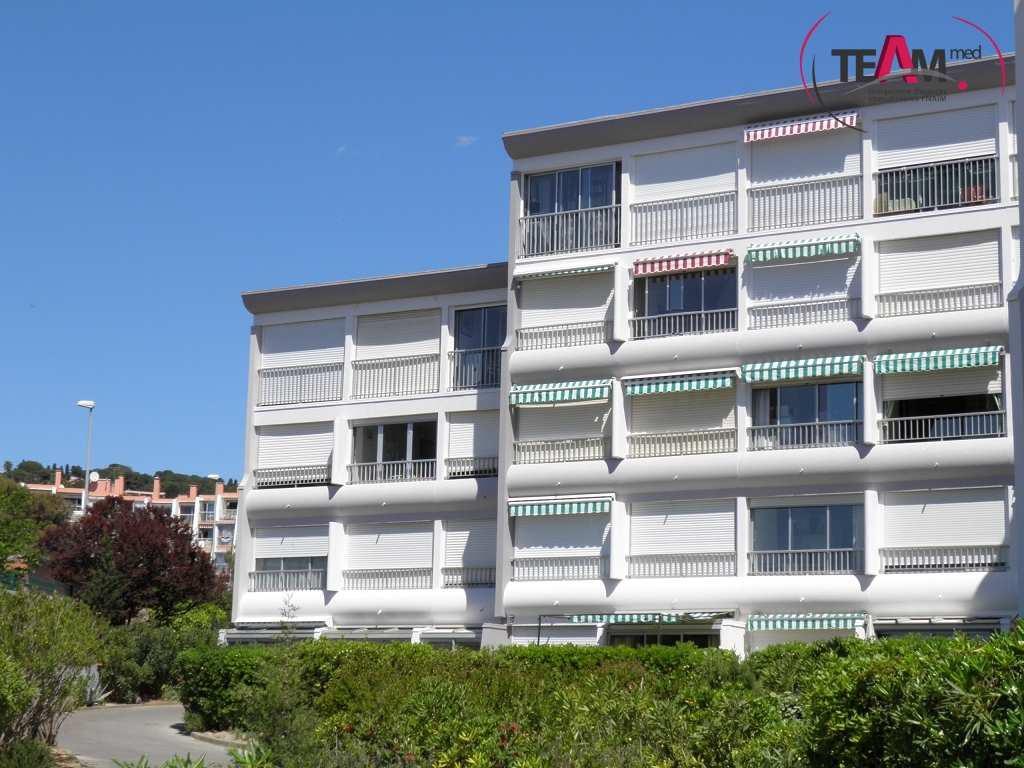 Vente appartement 1 pieces de 21 m2 34200 sete 5228 for Vente appartement